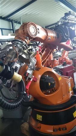 Robot KUKA KR 350 2000