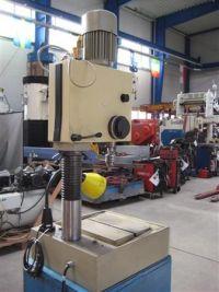 Tischbohrmaschine WMW SAALFELD BT 2