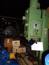Box Column Drilling Machine WMW SAALFELD BK 25