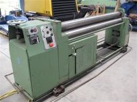 3-Walzen-Blecheinrollmaschine BULMAK 4 x 2000