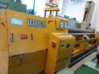 3-Walzen-Blecheinrollmaschine SCHAEFER SRMVQ 3470