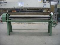 3 Roll Plate Bending Machine TEKO TK 80