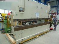 Pressa piegatrice idraulica di CNC WEINBRENNER AP 110.1