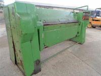 Pressa piegatrice meccanica SMERAL XOM 2000 / 6 B