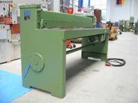 Cesoia a ghigliottina meccanica SCHECHTL MT 200