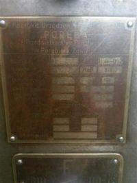 Universal-Drehmaschine Poręba TR- 90 B 1139 D92 1969-Bild 4