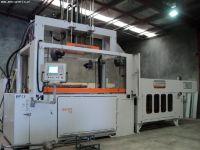 Plastics Injection Molding Machine GEISS DU T8