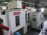 Centrum frezarskie poziome CNC DIXI 200
