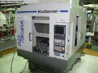 Vertikal CNC Fräszentrum KETTERER KM 120