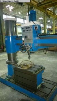 Radialbohrmaschine WEYRAUCH RB-A 1250
