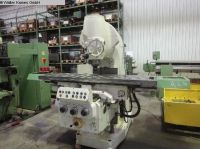 Vertikal Fräsmaschine WMW-HECKERT F 315/400