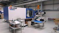 Plastics Injection Molding Machine TEDERIC DM-250F TRX-280