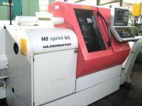 CNC Lathe Gildemeister MF sprint 65