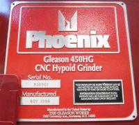 Wälzschleifmaschine GLEASON PHOENIX 450 HG 1998-Bild 5