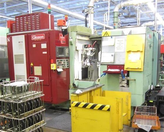 Wälzschleifmaschine GLEASON PHOENIX 450 HG 1998