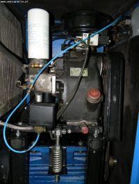 Sprężarka śrubowa AIRPOL C15 2003-Zdjęcie 3
