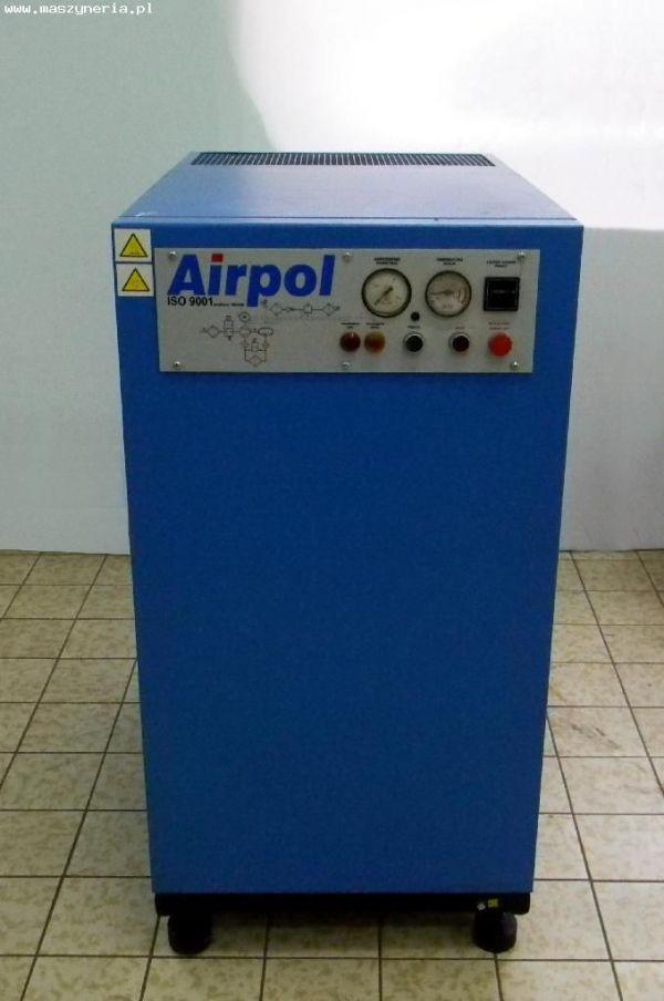 Sprężarka śrubowa AIRPOL C15 2003