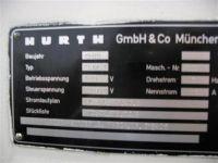 Strugarka do kół zębatych HURTH ZS 120 T 1988-Zdjęcie 5