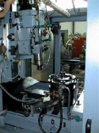 Bevel Gear Machine HURTH ZIS 350 T CNC 1987-Photo 3