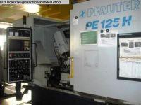 Máquina de fresagem de engrenagem PFAUTER PE 125 H