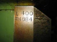 Wälzfräsmaschine LIEBHERR L 400