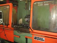Fresatrice CNC GAMBIN 161 C