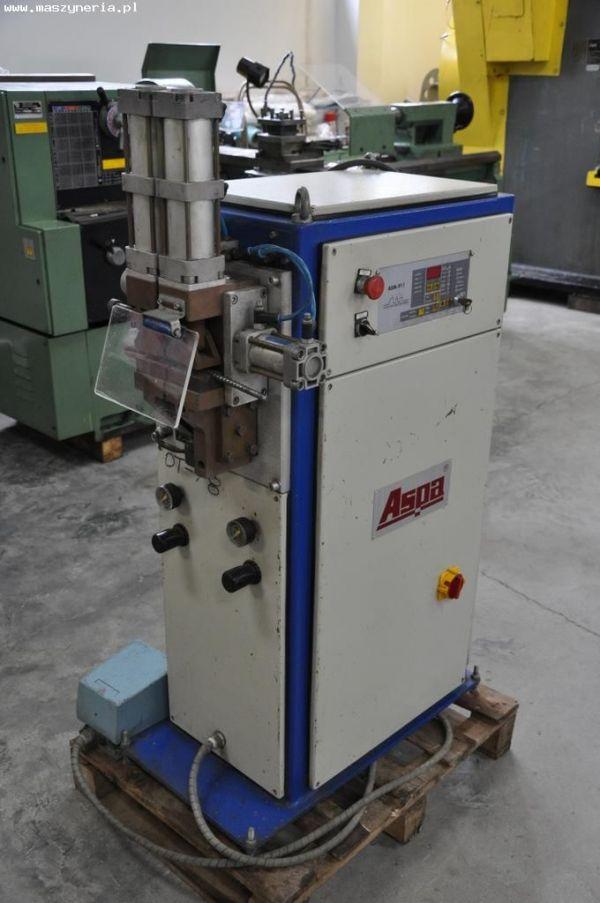 Butt lasmachine ASPA ZDZ-7P 2003