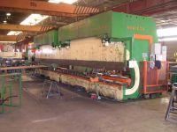Prasa krawędziowa hydrauliczna CNC ARRIETA PPHE 630/70