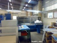 Laserschneide 2D TRUMPF L 4003