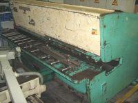 Hydraulische guillotineschaar PROMECAM BRG 3100 A