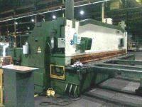 Nożyce gilotynowe hydrauliczne LVD MVC 6200 x 12