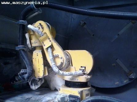 Ζωγραφική ρομπότ Fanuc M-6iB 2008