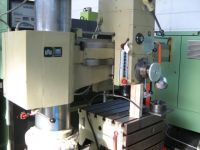 Radial Drilling Machine WMW MEUSELWITZ BR 40 /2x 1250