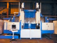 Tokarka karuzelowa CNC MORANDO VLN 17-400