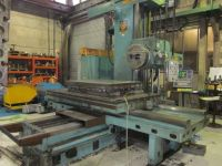 Mandrinadora horizontal GIDDINGS LEWIS FRASER 80 B 130 T