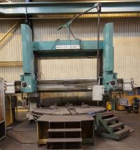 Torno vertical WEBSTER BENNETT DCH 144