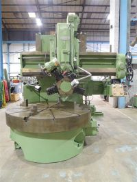 Torno vertical WEBSTER BENNETT EM 72