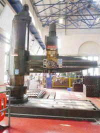 Radialbohrmaschine ASQUITH POWERTHRUST 6 PT 25-120