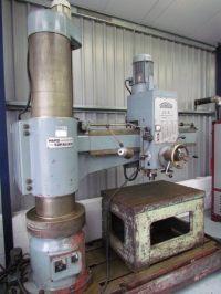 Radialbohrmaschine SORALUCE S 3