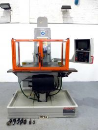 Frezarka CNC BRIDGEPORT SERIES II INTERACT 4