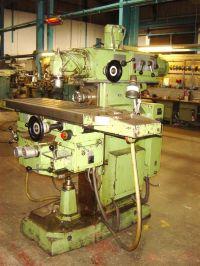 Universal Milling Machine CORREA F2 UE
