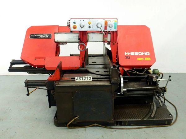 Pásová pila AMADA H 650 HD 1991