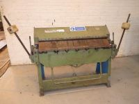 Folding Machines for sheet metal EDWARDS TRUEFOLD 50 X 16 G