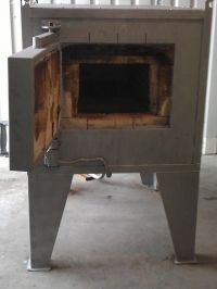 Hardening Furnace ELTERMA TS-1 PEK-1A 1970-Photo 2