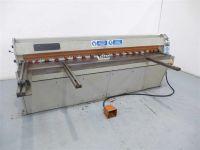 Mechanical Guillotine Shear EDWARD PEARSON D D