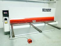 Nożyce gilotynowe hydrauliczne NC EDWARD PEARSON V.E