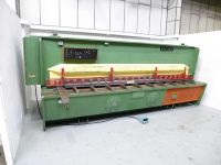 Hydraulic Guillotine Shear HACO HSC 4000/6
