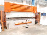Prasa krawędziowa hydrauliczna CNC EDWARD PEARSON PR 10