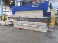 Prasa krawędziowa hydrauliczna CNC EDWARD PEARSON RT 4