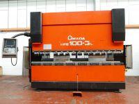 Prasa krawędziowa hydrauliczna CNC AMADA HFE 100 3L